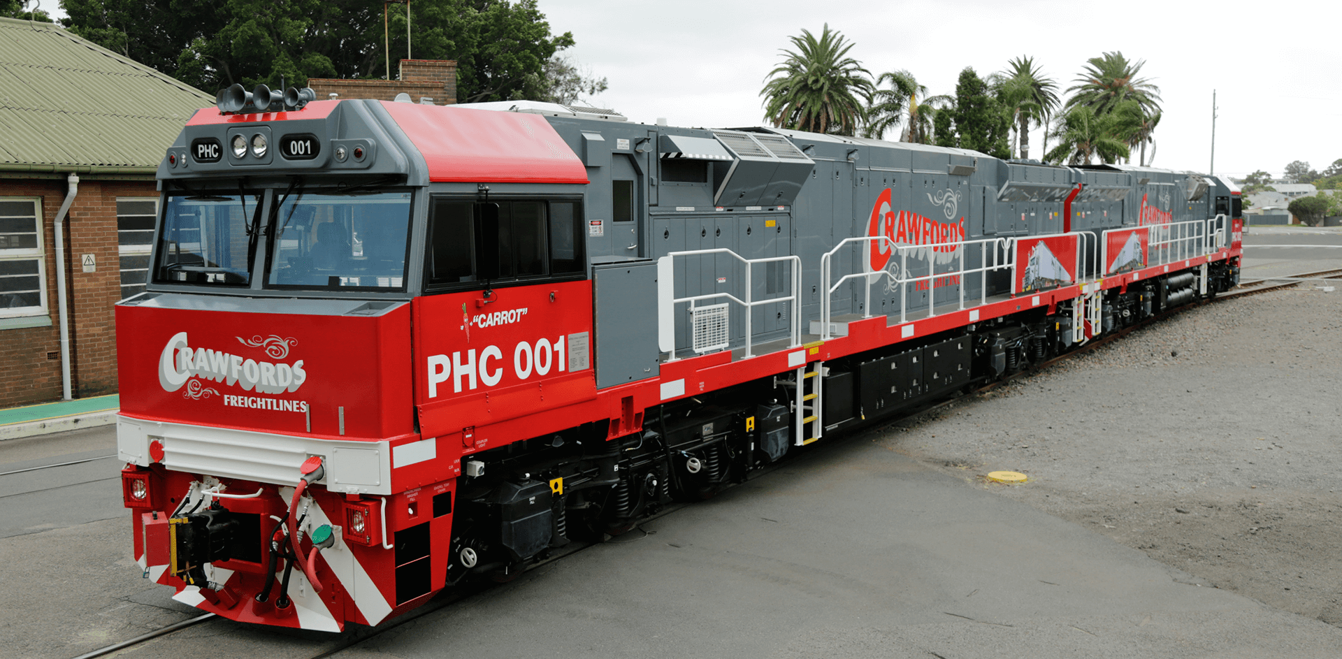 Road to Rail Freight Services